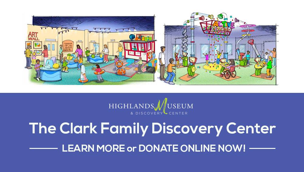 Clark Family Discovery Center